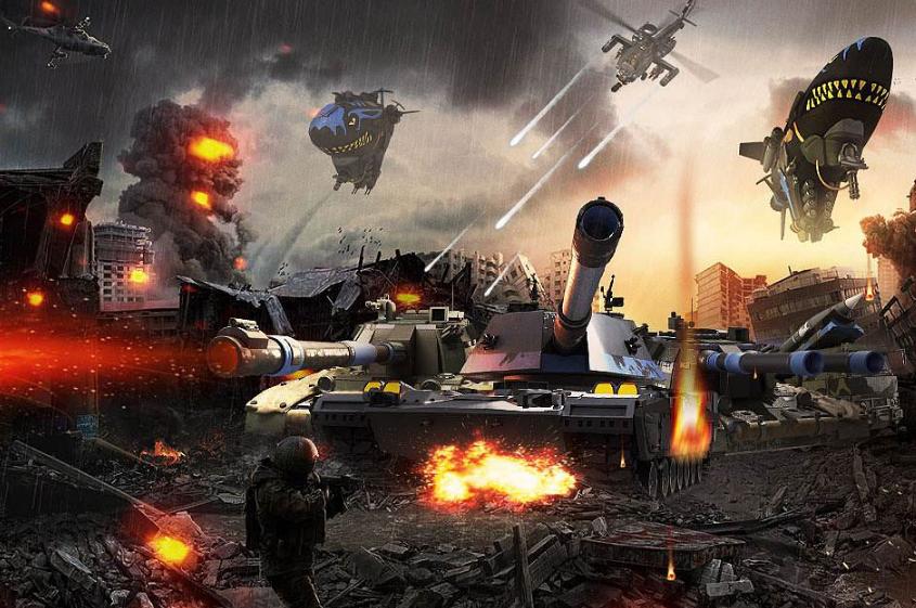 战争游戏合集
