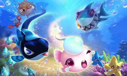 海洋游戏合集