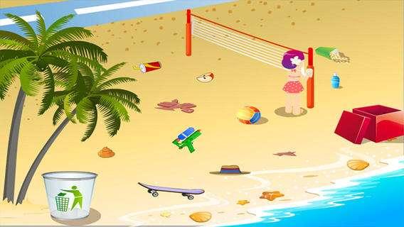 沙滩游戏大全