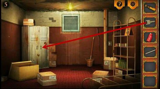 密室逃脱5第5关通关攻略分享
