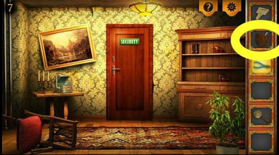 密室逃脱5第7关怎么拼图