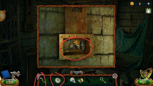 密室逃脱18通关步骤分享