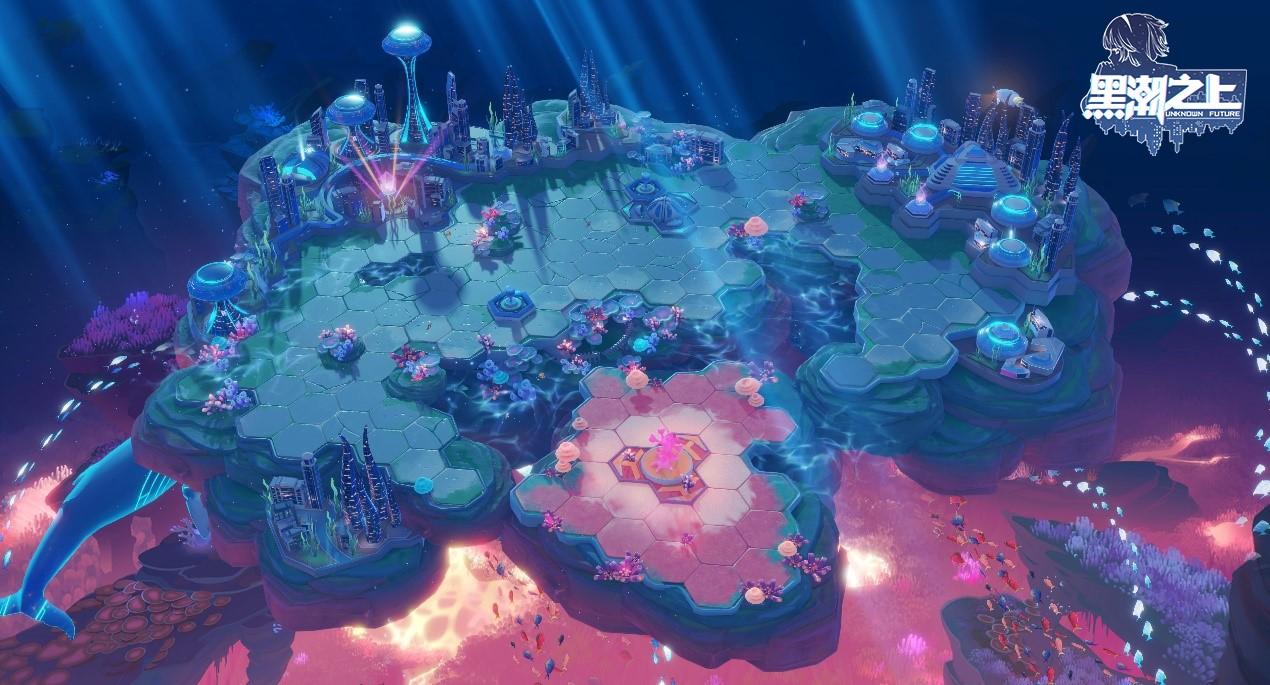 《黑潮之上》玩法系统:拯救世界的方法不止一种