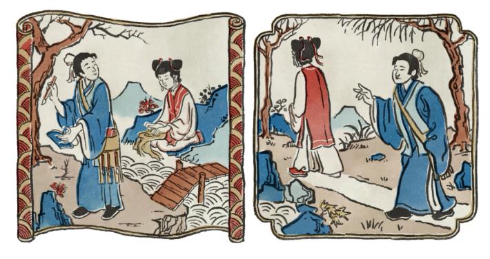 椰岛匠心自研古镇模拟经营类手游《江南百景图》7月2日正式上线!