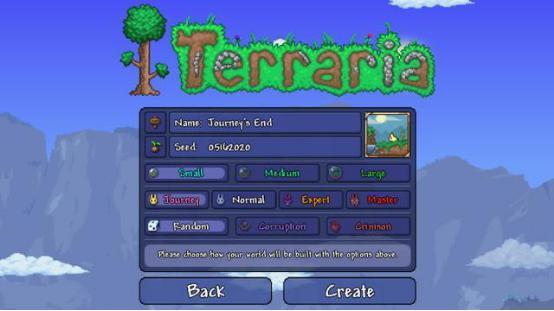 《泰拉瑞亚》移动版归来!这次将由心动网络独家代理