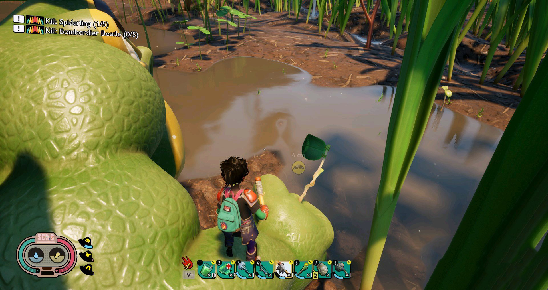 禁闭求生沼泽蟾蜍位置一览