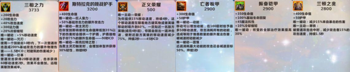 英雄联盟手游上分英雄赵信玩法分享9