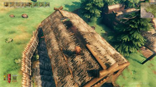 《英灵神殿》屋顶经常坍塌解决方法