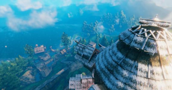 《英灵神殿》修船方法